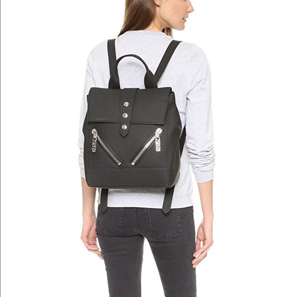 14640889105 Kenzo Bags | Hp Leather Kalifornia Backpack Black W Tags | Poshmark